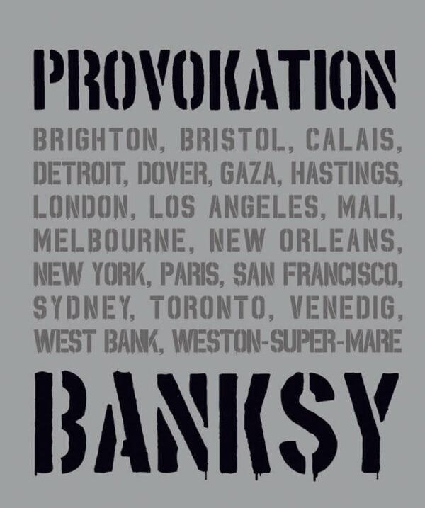 Banksy 800 - Midas Verlag AG