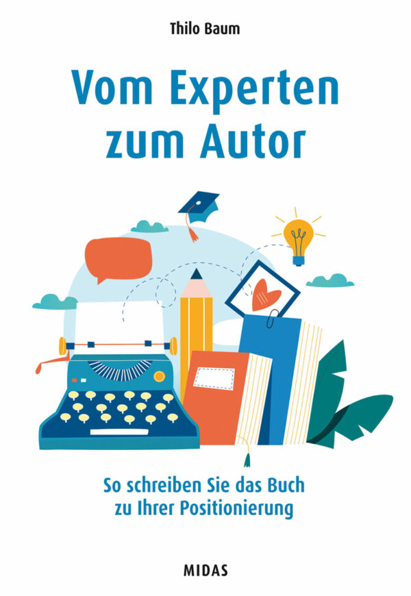 Cover Autorenbuch 1200 - Midas Verlag AG