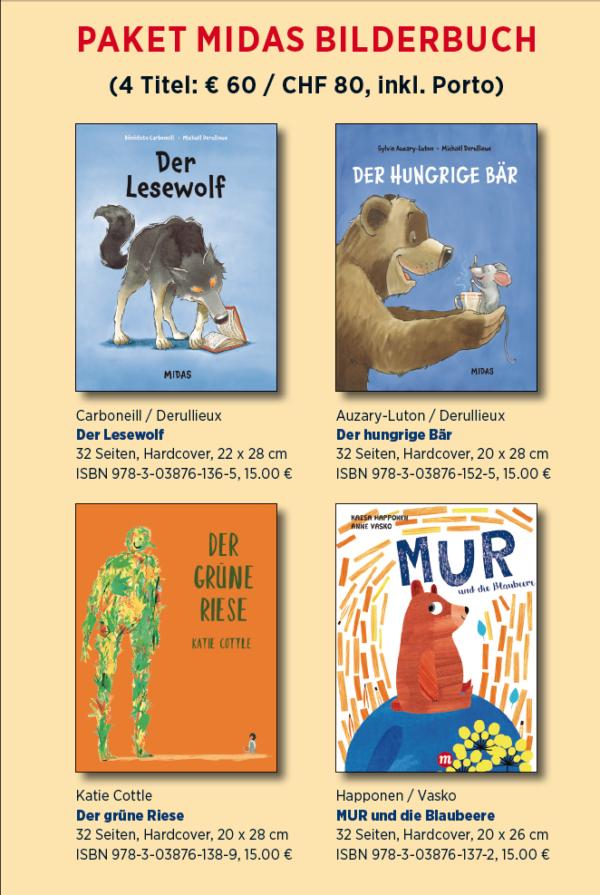 Paket Kinderbuch - Midas Verlag AG