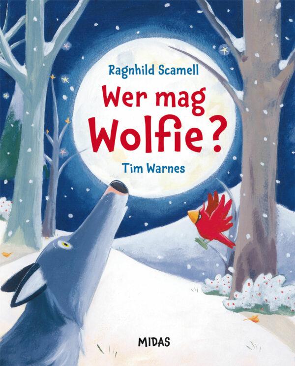Wolfie Cover 1200 - Midas Verlag AG