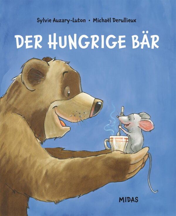hungriger baer 1200 - Midas Verlag AG