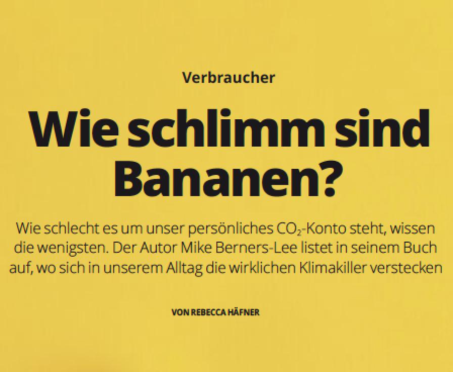 Banner Bananen KSA - Midas Verlag AG