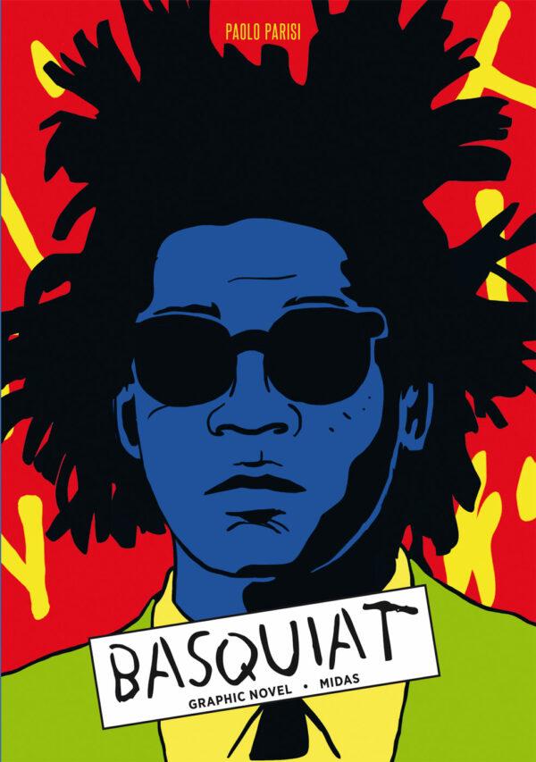 Cover Basquiat - Midas Verlag AG
