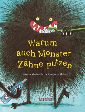 Monster Zaehne 1400pix - Midas Verlag AG
